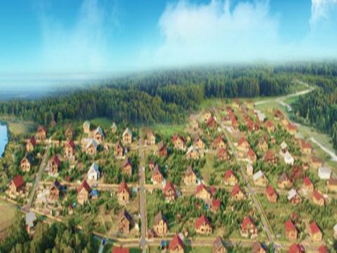 Дачный поселок Васильково