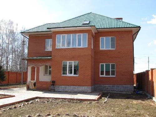 дом в картино: