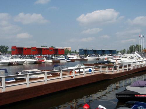 яхт клуб в москве дмитровское шоссе